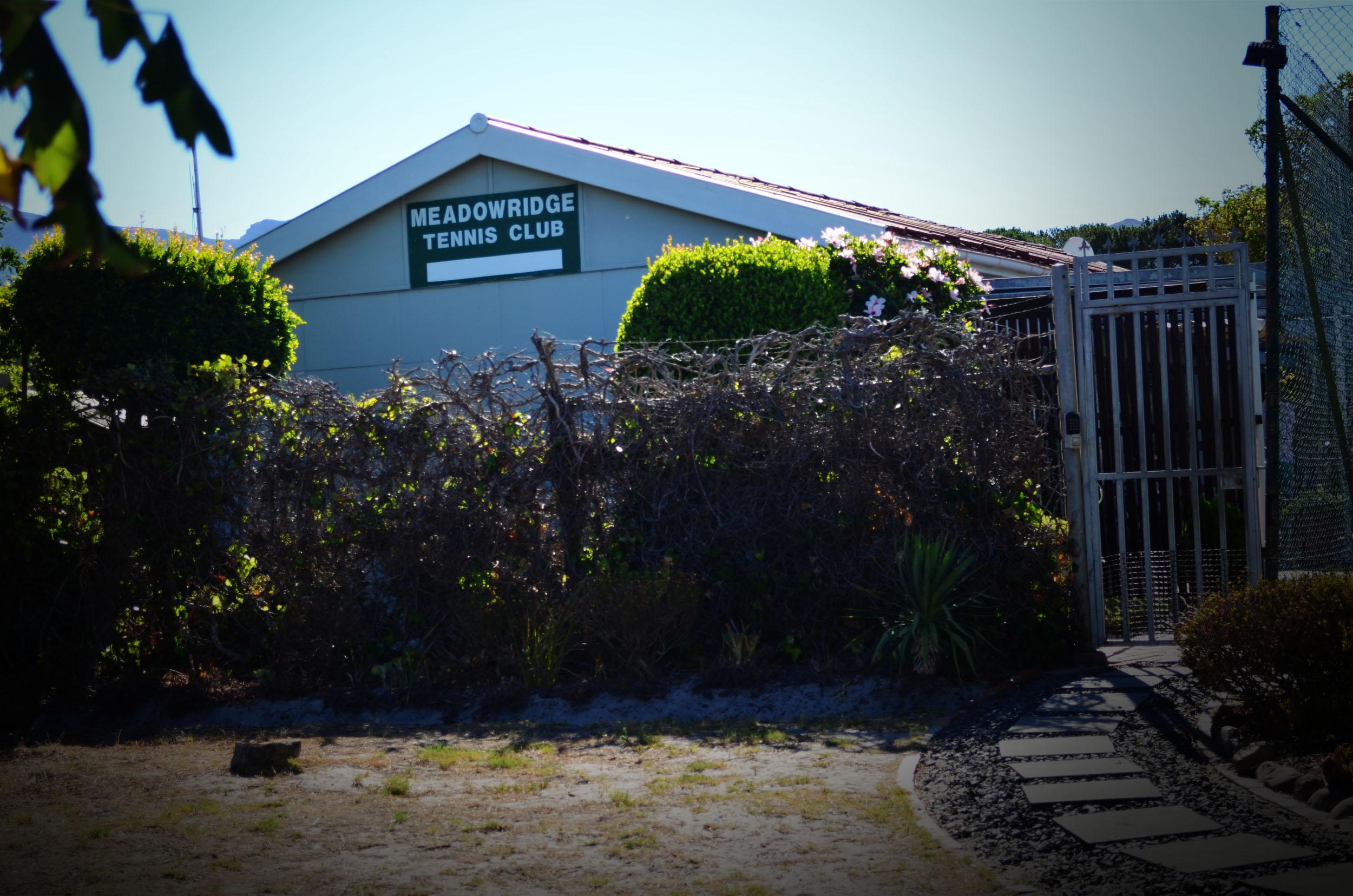 Meadowridge Tennis Club