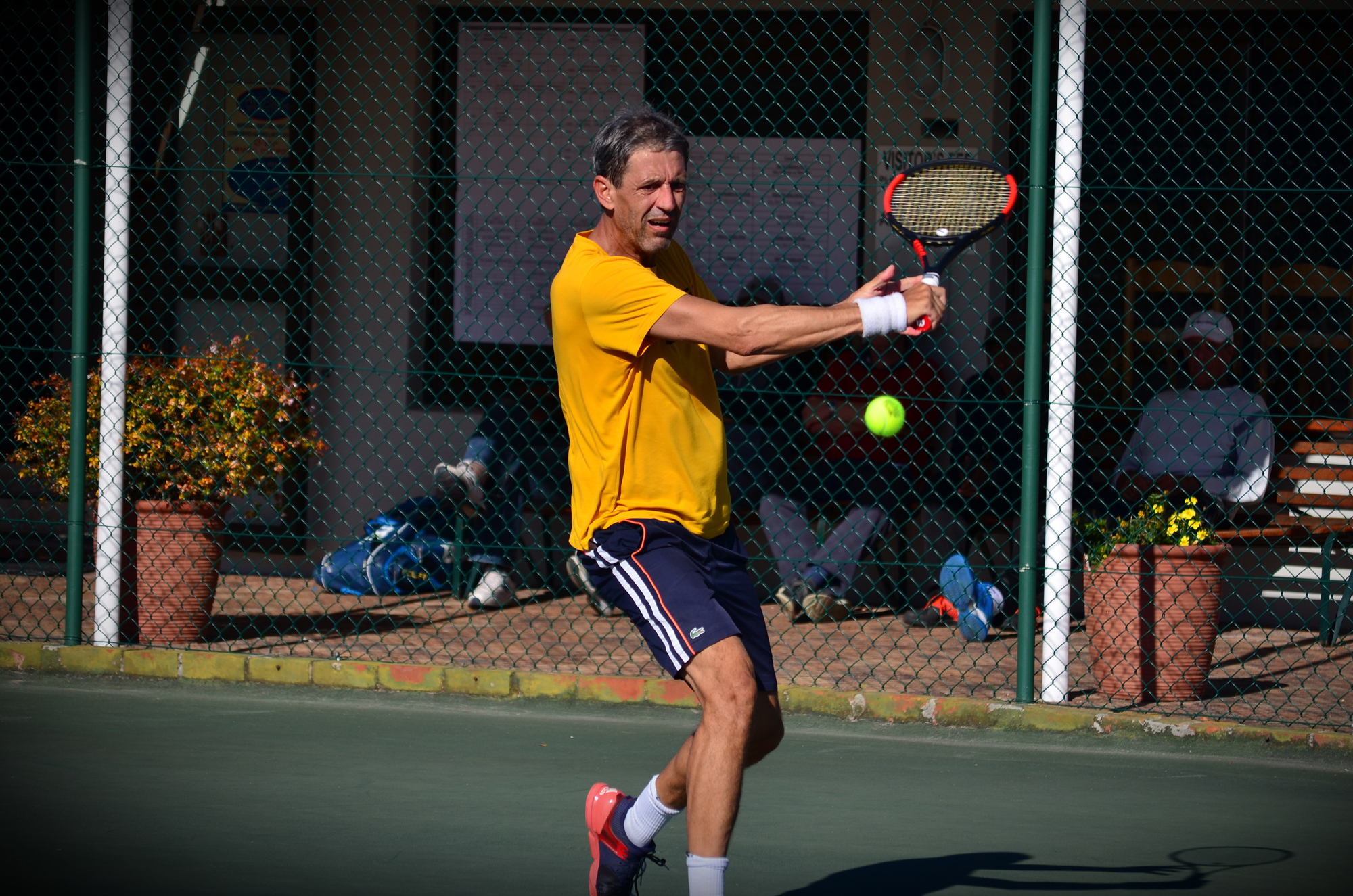 Bertrand backhand
